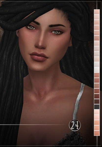 The Sims Resource: R skin 9   female by RemusSirion