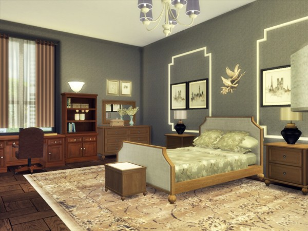 The Sims Resource: Lora house by Danuta720