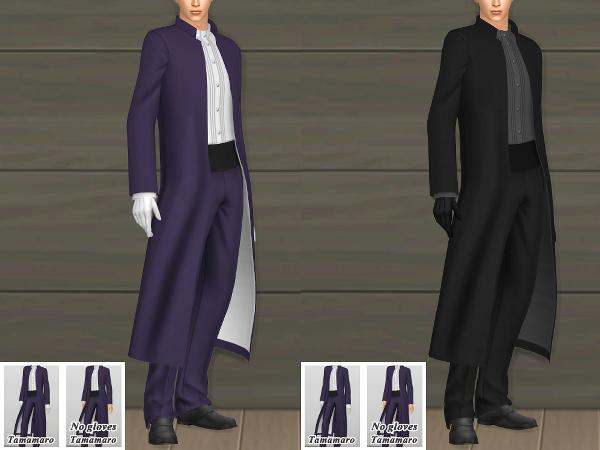 Tamamaro: Heddiku Hasebes regular clothes