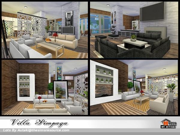 The Sims Resource: Pimponpan Modern by autaki