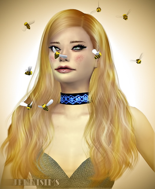 Jenni Sims: Set Accessorys Butterflies and Bees