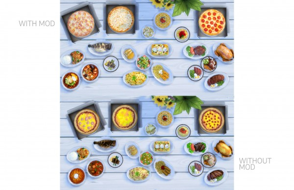 Food Archives Sims 4 Downloads
