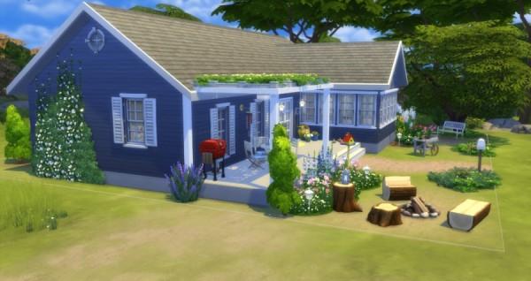 Sims Artists: LEstivale house