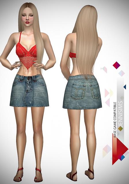 Jenni Sims: Skirt