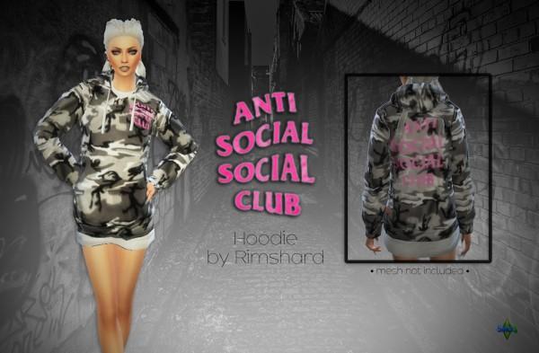 Rimshard Shop Anti Social Club Clothes Sims 4 Downloads