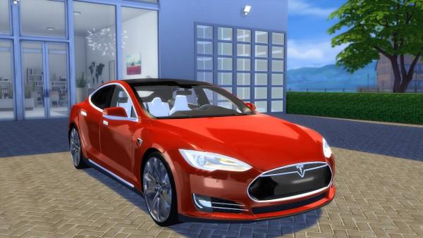 OceanRAZR: Tesla Model S P90D 2015 (UPDATE)
