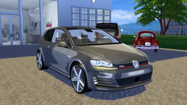 OceanRAZR: VW Golf 7 GTI 2013 (UPDATE)