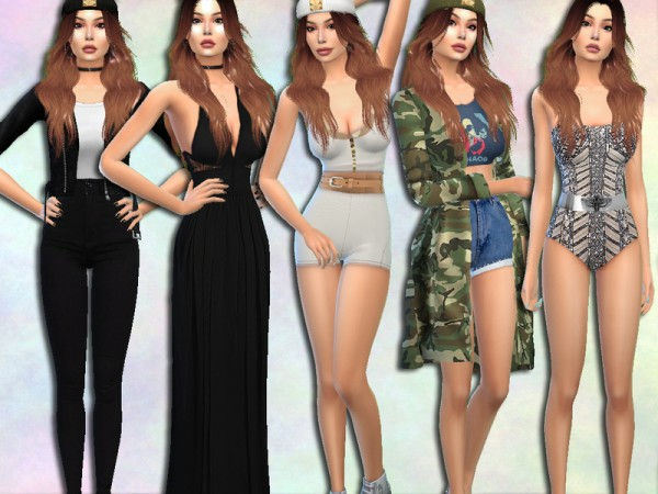 The Sims Resource: Valerie Potter by divaka45