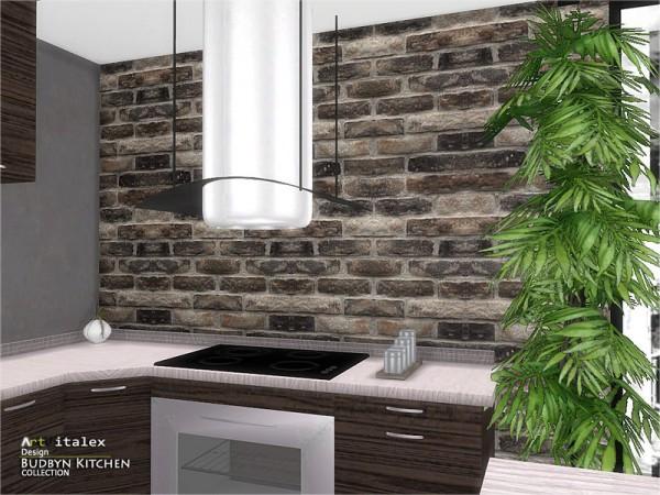 The Sims Resource: Budbyn Kitchen by ArtVitalex