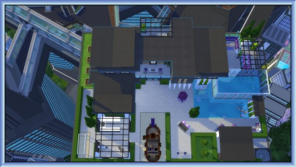 Bree`s Sims Stuff: Willow View Penthouse