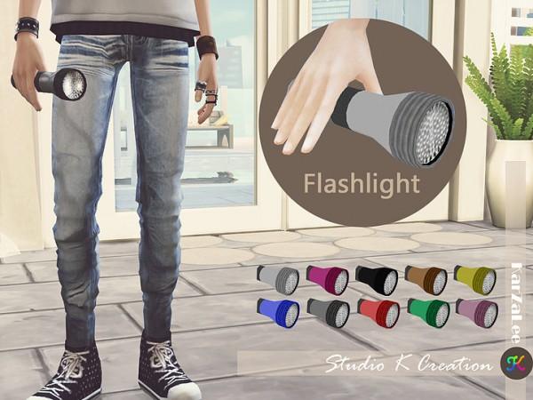 Studio K Creation: Flashlight