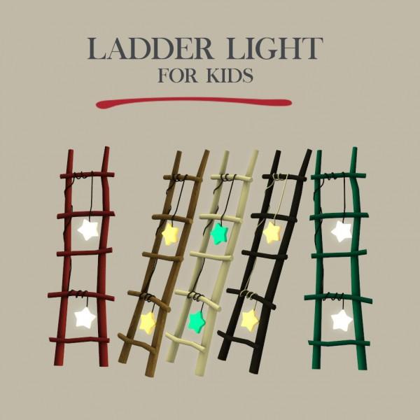 Leo 4 Sims: Ladder Light