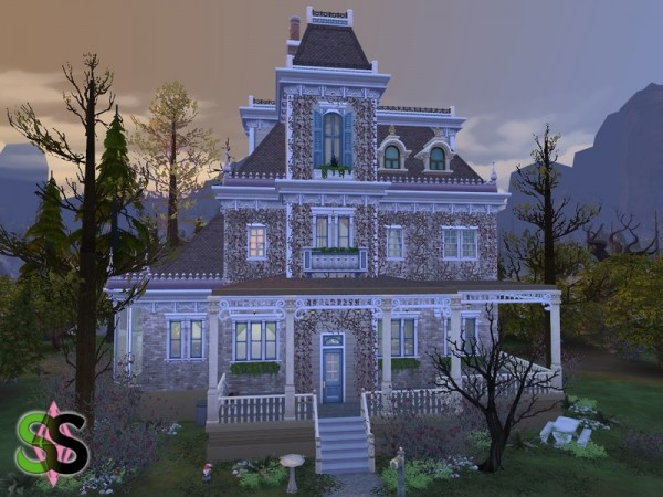 The Sims Resource: The Slayer Lair (NoCC) by SIMSnippets
