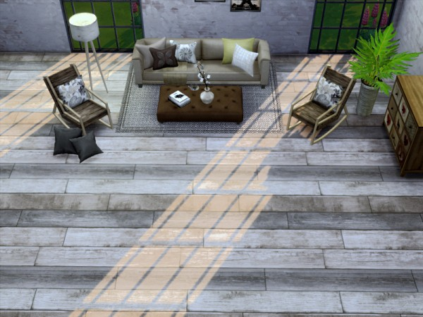 The Sims Resource: Volta   Wood Floors by marychabb