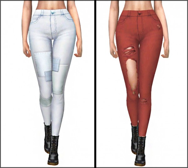 Kenzar Sims: MM Jeans 1