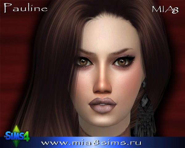 MIA8: Pauline
