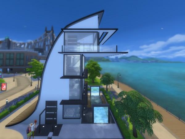 The Sims Resource: Villa Onda by ValyaLady