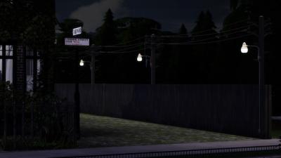 Ideassims4 art: 67 Railway home