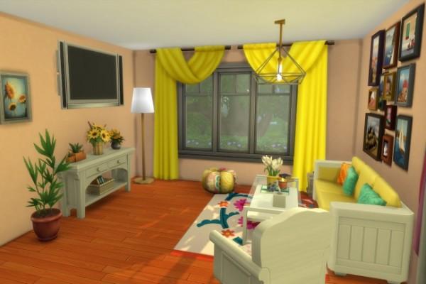 Blackys Sims 4 Zoo: Painter dream house by Commari