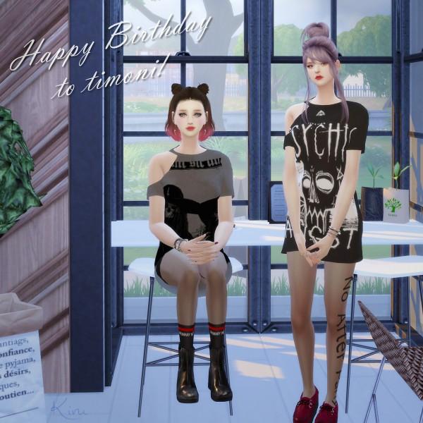 Kiru: Female Dress