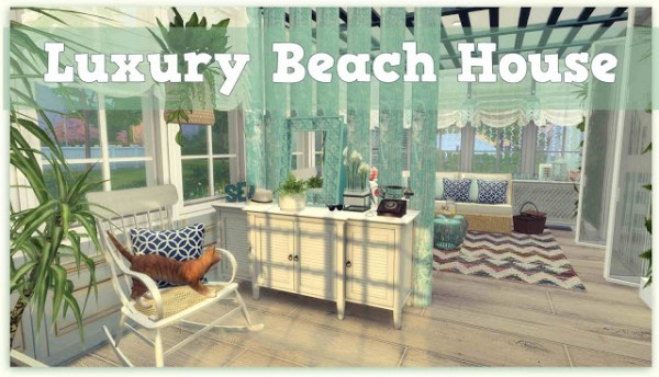 Dinha Gamer: Luxury Beach House