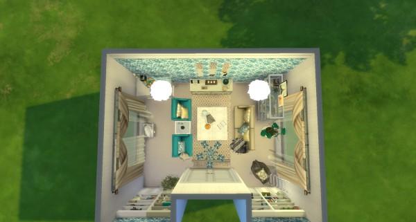 Pandashtproductions: Poppy room by  Rissy Rawr