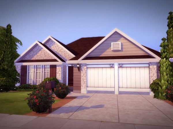The Sims Resource Sunnyfield House No Cc By Melcastro91 Sims 4 Downloads