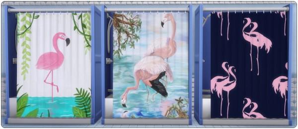 Annett`s Sims 4 Welt: Parenthood Shower Flamingo