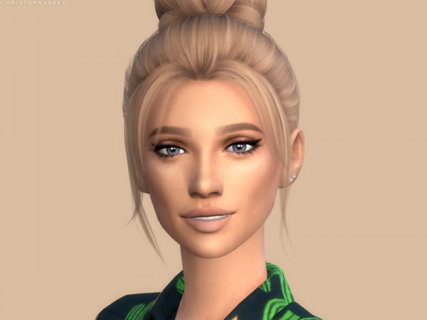 The Sims Resource: Dancing Queen Lipstick by Christopher067