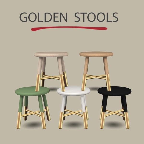 Leo 4 Sims: Golden Stool