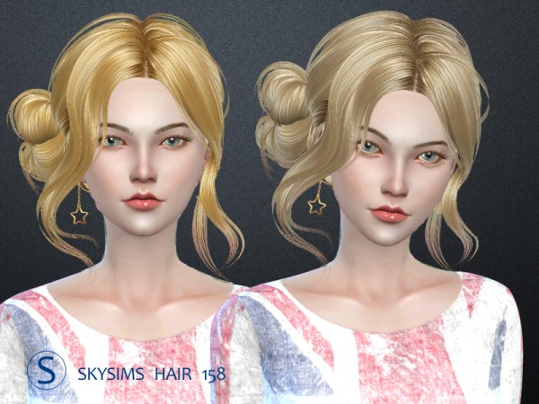 Butterflysims: Skysims 158 free hairstyle