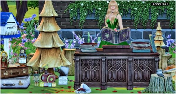 Jenni Sims: Set Vol 74 Decor