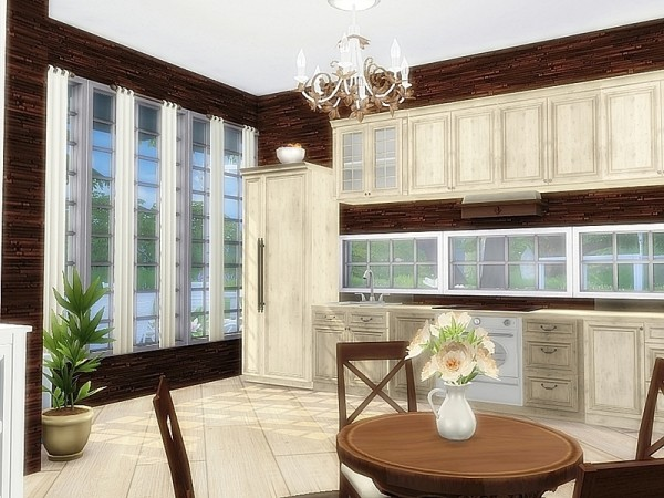 The Sims Resource: Paradise Cottage by Moniamay72