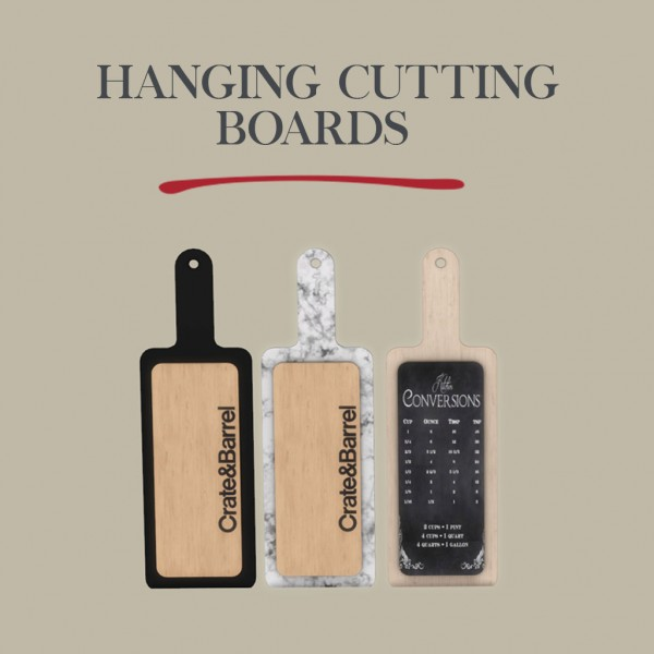 Leo 4 Sims: Hanging Cutting Boards