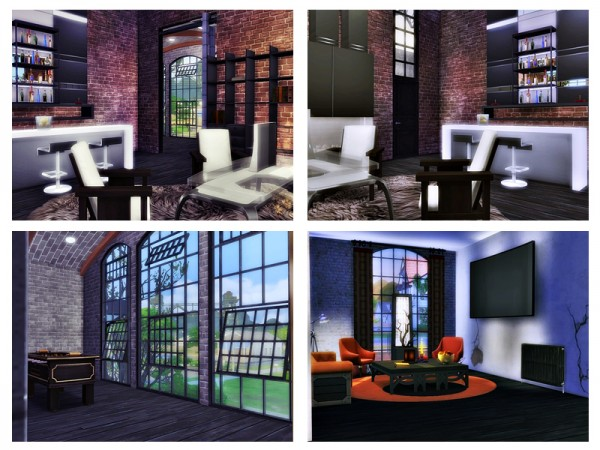 The Sims Resource: Dredo house by marychabb