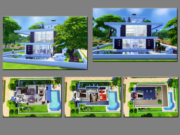 The Sims Resource: Jayco   NO CC! by melcastro91