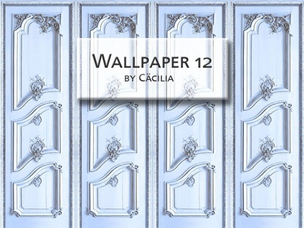 Akisima Sims Blog: Wallpaper 12