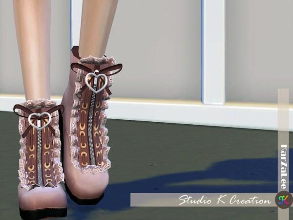 Studio K Creation: Short boots N4