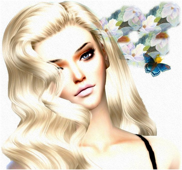 Les Sims 4 Passion: Jenny Simbarbouille