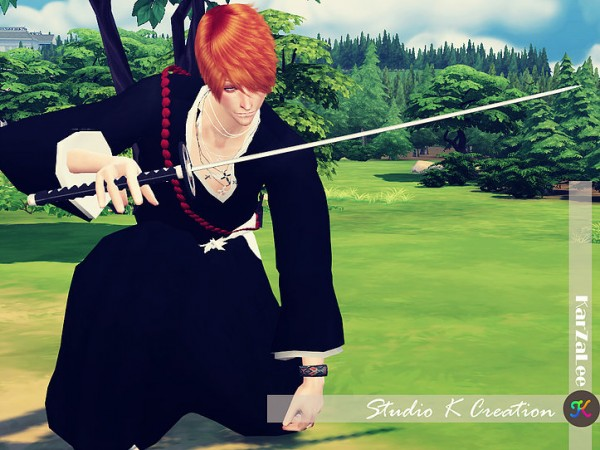 Studio K Creation: Bleach ichigo death outfit