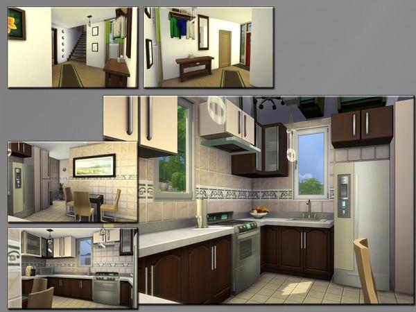 The Sims Resource: Snug Berth house by matomibotaki
