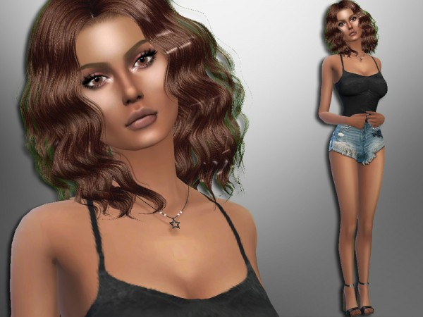 The Sims Resource: Elena Tovar by divaka45