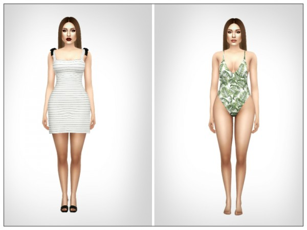 The Sims Resource: Isabella sims models by *Softspoken*