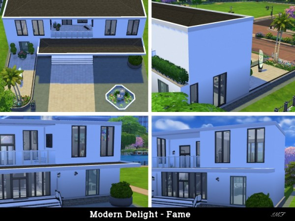 The Sims Resource: Modern Delight   Fame by IzzieMcFire