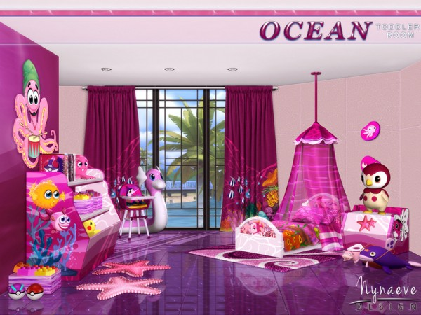 The Sims Resource: Ocean Toddlers by NynaeveDesign