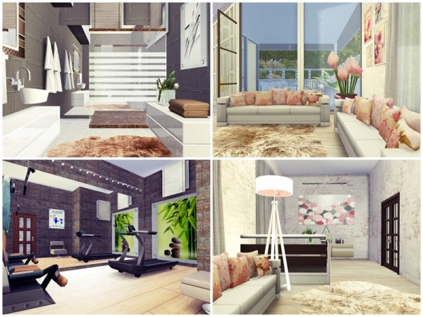 The Sims Resource: Serene Residence by Moniamay72