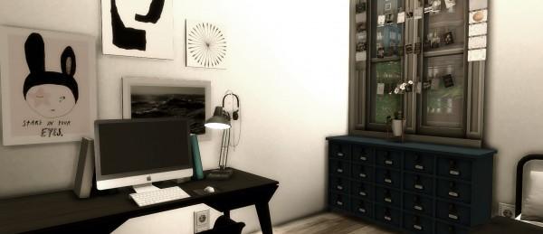 Simsworkshop: Autumn  Apartment by catsblob