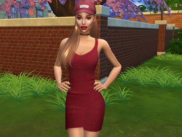 The Sims Resource: Gabriela Suarez by divaka45
