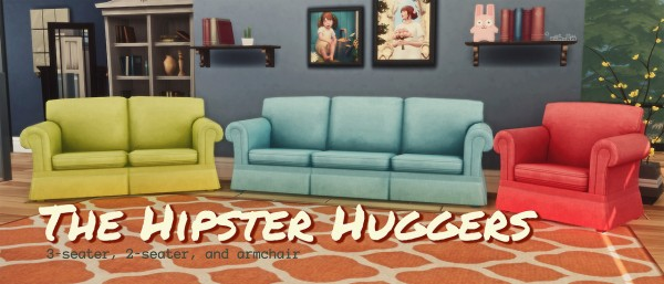 Picture Amoebae: Hipster huggers