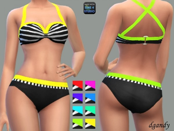 The Sims Resource: Swimsuit Version C by dgandy